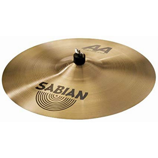 Cymbal Sabian AA Crash, Rock 19, Brilliant