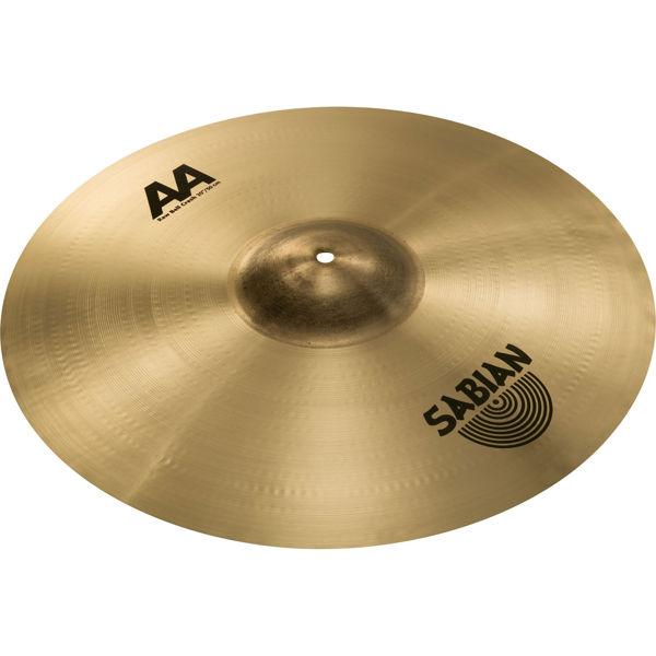 Cymbal Sabian AA Crash, Raw Bell 20