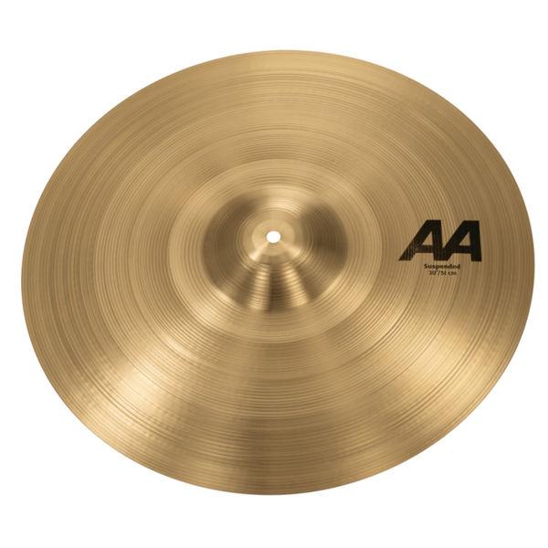 Cymbal Sabian AA Crash, Suspended 20, Brilliant