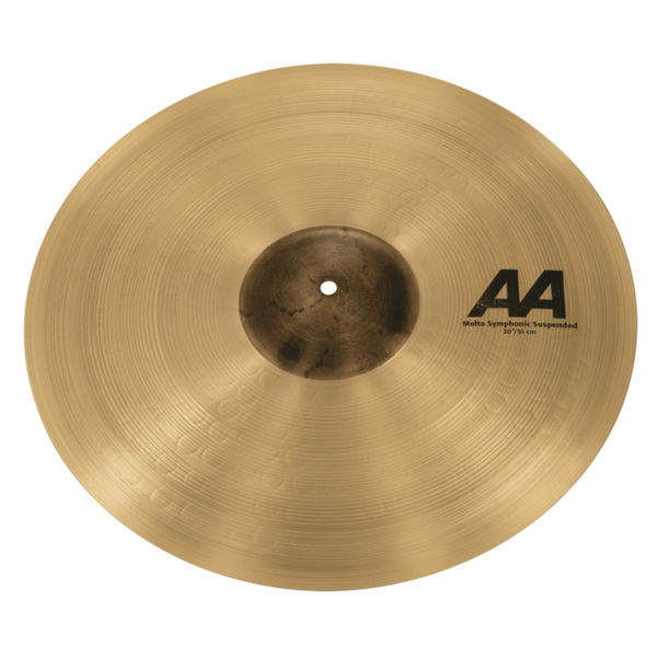 Cymbal Sabian AA Crash, Molto Symphonic Suspended 20, Brilliant