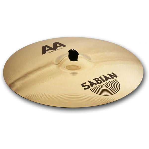 Cymbal Sabian AA Ride, Rock 21, Brilliant