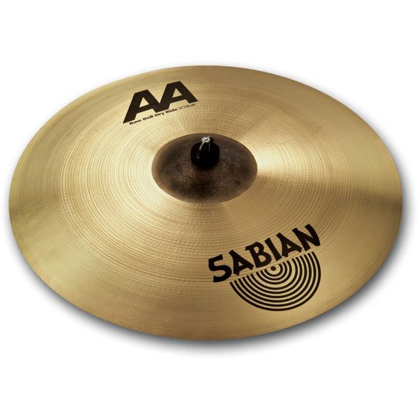 Cymbal Sabian AA Ride, Raw Bell 21, Brilliant