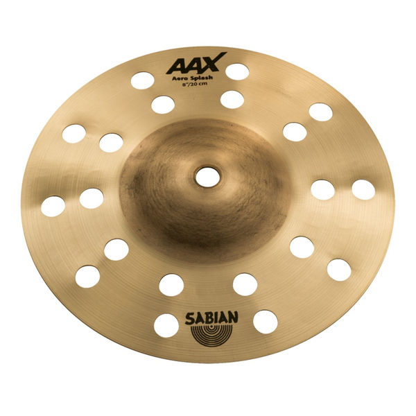 Cymbal Sabian AAX Aero Splash, 8
