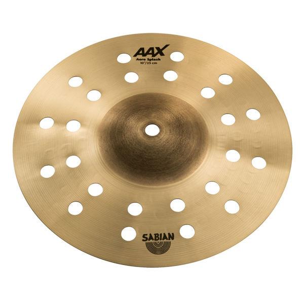 Cymbal Sabian AAX Aero Splash, 10