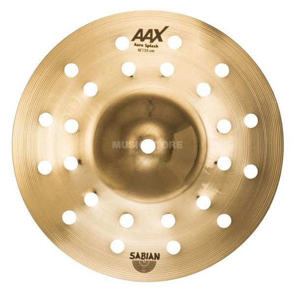 Cymbal Sabian AAX Aero Splash, 10, Brilliant
