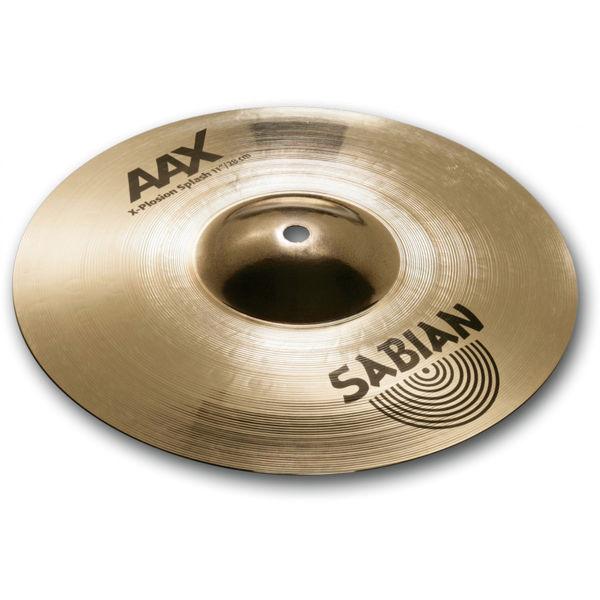 Cymbal Sabian AAX Splash, X-Plosion 11, Brilliant
