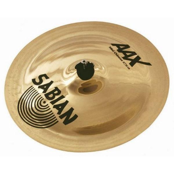 Cymbal Sabian AAX China, Mini Chinese 12, Brilliant