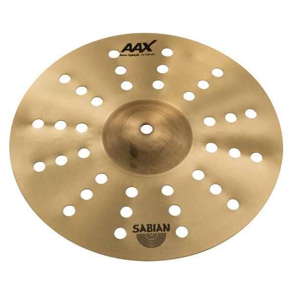 Cymbal Sabian AAX Aero Splash, 12