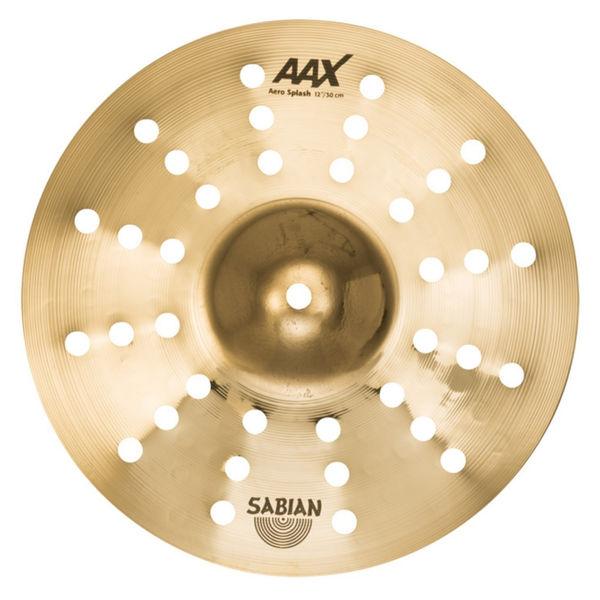 Cymbal Sabian AAX Aero Splash, 12, Brilliant
