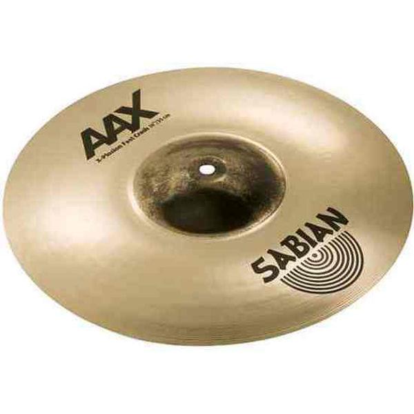 Cymbal Sabian AAX Crash, X-Plosion Fast 14, Brilliant