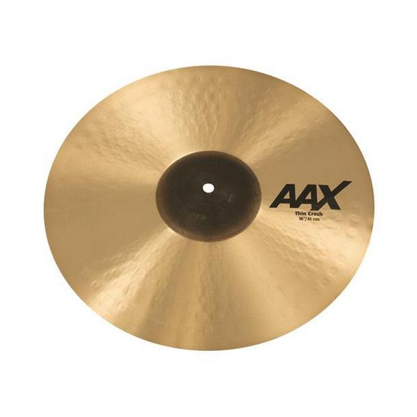 Cymbal Sabian AAX Crash, Thin 16