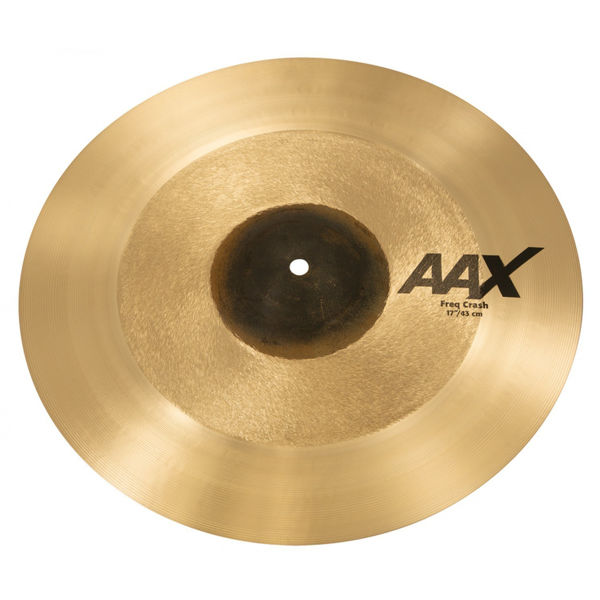 Cymbal Sabian AAX Crash, Freq 17