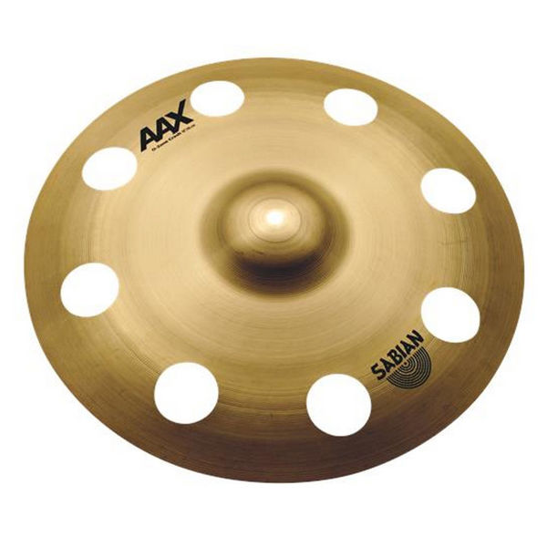Cymbal Sabian AAX Crash, O-Zone 18