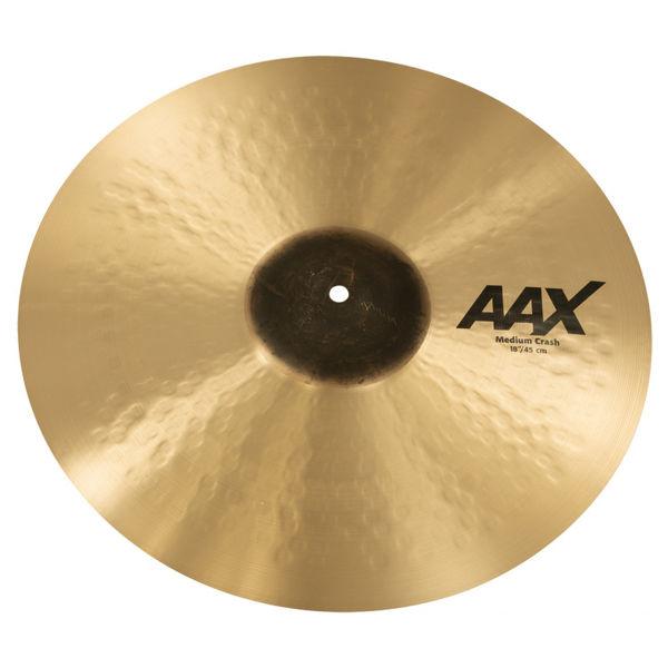Cymbal Sabian AAX Crash, Medium 18