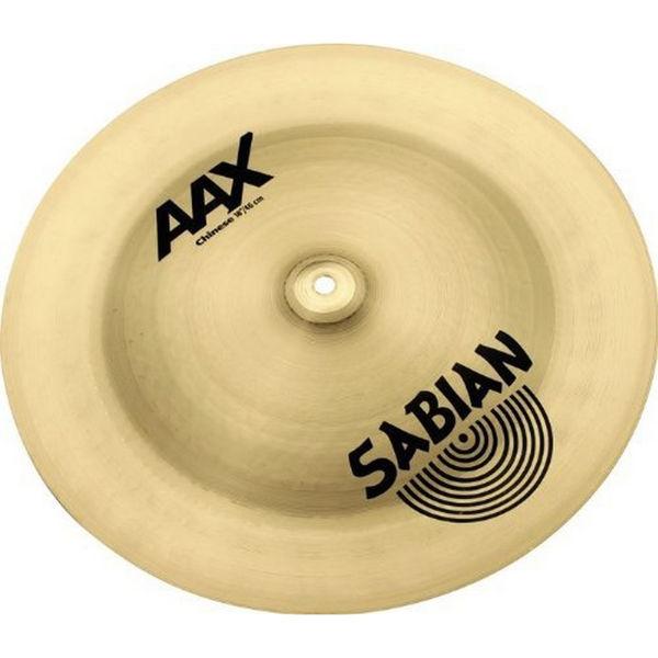 Cymbal Sabian AAX China, Chinese 18, Brilliant