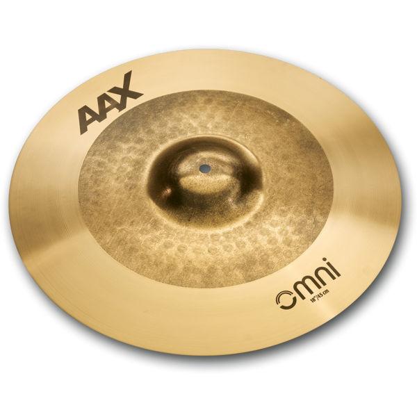 Cymbal Sabian AAX Crash/Ride, Omni 18
