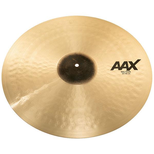 Cymbal Sabian AAX Crash, Thin 20