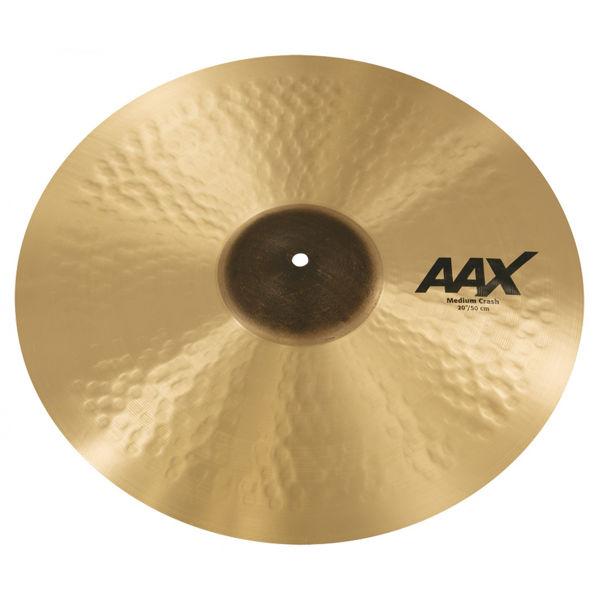 Cymbal Sabian AAX Crash, Medium 20