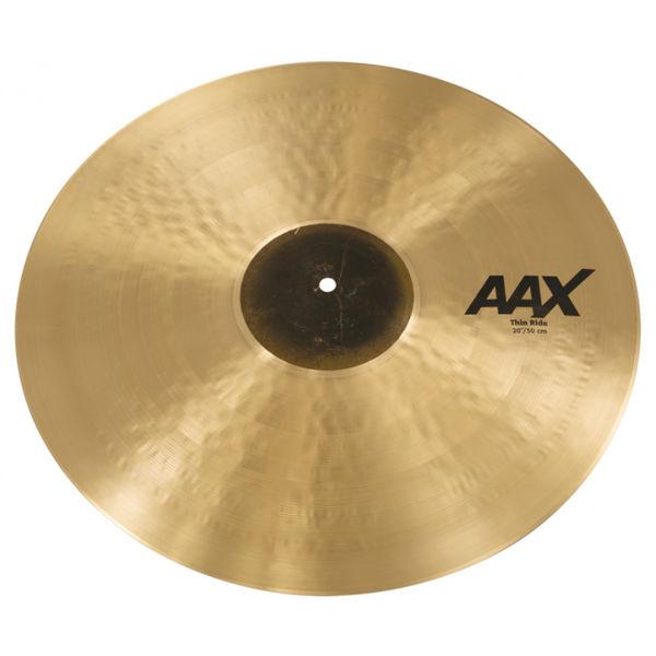 Cymbal Sabian AAX Ride, Thin 20