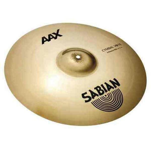 Cymbal Sabian AAX Ride, X-Plosion 20, Brilliant