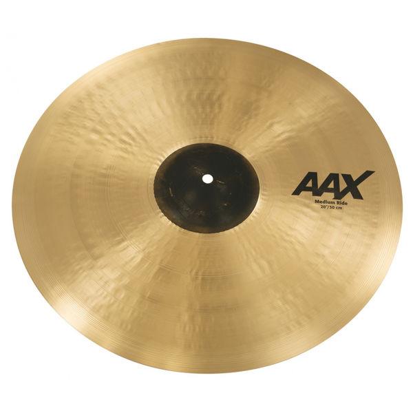 Cymbal Sabian AAX Ride, Medium 20