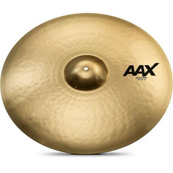 Cymbal Sabian AAX Ride, Heavy 22, Brilliant