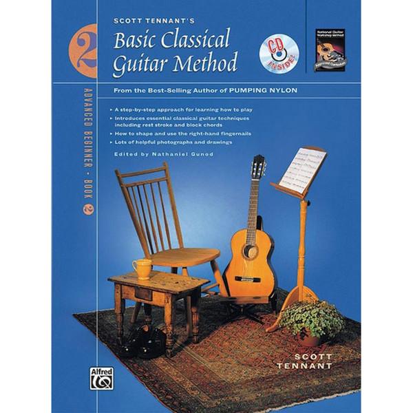 Pumping nylon: Basic Classical Guitar Method 2 Advanced Beginner
