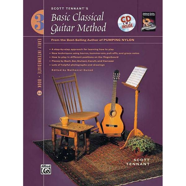 Pumping nylon: Basic Classical Guitar Method 3 Early Intermediate