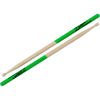 Trommestikker Zildjian Green Dip 5AMG, Maple, Wood Tip