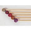 Marimbakøller Marimba One WWXR4, Wave Wrap, Rattan, Medium Soft