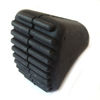 Ludwig Rubber Crutch Tip P669, For Classic Duty Spurs