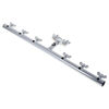 Perkusjonsstang Meinl PMC-6, Mounting Bar, 6 Pcs. Multi Clamp
