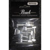 Lug Nut Pearl S-71/12, Stortromme