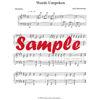 Words Unspoken, Andy Harnsberger, Solo Marimba