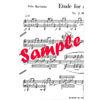 Etude For A Quiet Hall, Christopher Deane, Solo Marimba