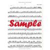 Symphonic Dances, James Campell, Solo Snare Drum