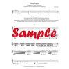Monologue For Snare Drum, She-E Wu, Solo Snare Drum