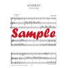 Scherzo For Percussion Trio, Bent Lylloff