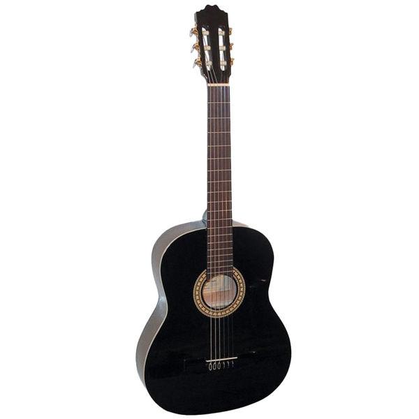 Gitar Klassisk Morgan CG-10 1/2 Sort