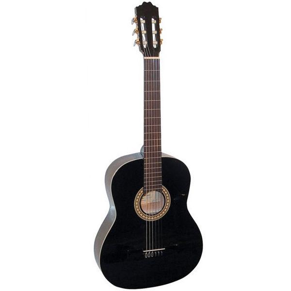 Gitar Klassisk Morgan CG-10 3/4 Sort