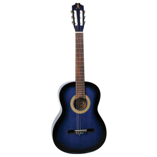 Gitar Klassisk Morgan CG-10 Blue Brust
