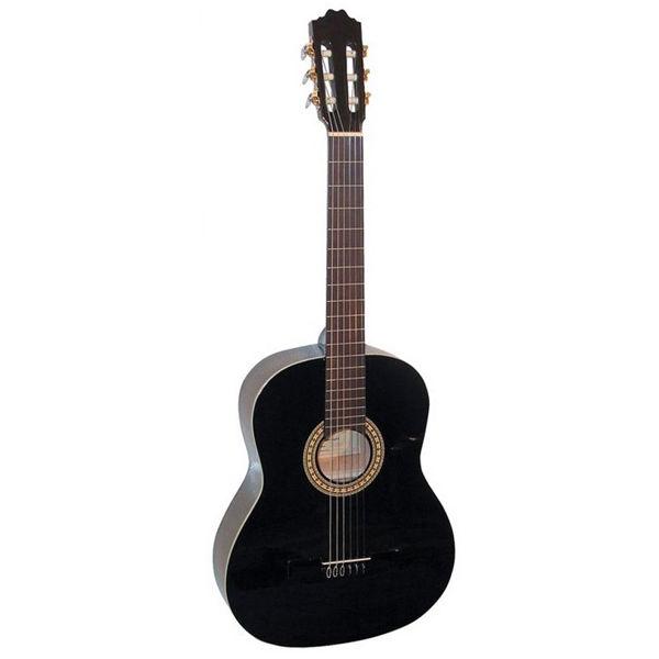 Gitar Klassisk Morgan CG-10 Sort