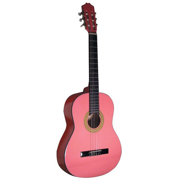 Gitar Klassisk Morgan CG-10 Rosa