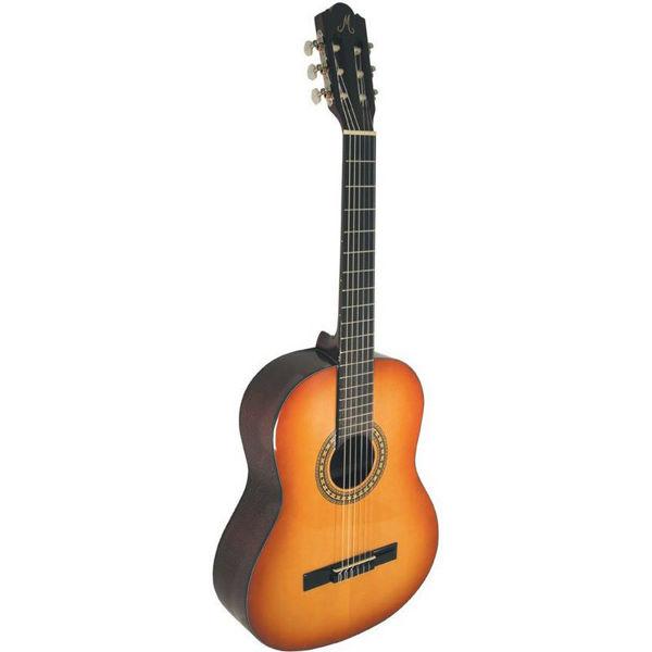 Gitar Klassisk Morgan CG-10 Sun Burst