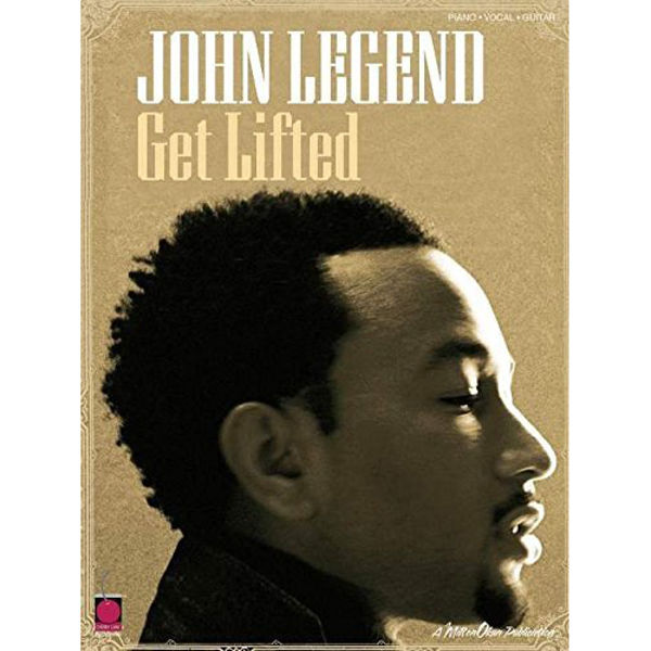 Get Lifted, John Legend - Piano/vokal/gitar