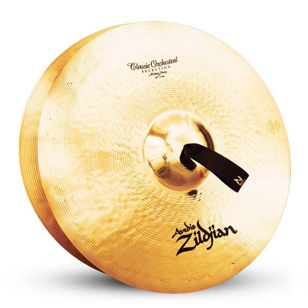 Konsertcymbal Zildjian A. Orchestral Sel. Medium Heavy 18
