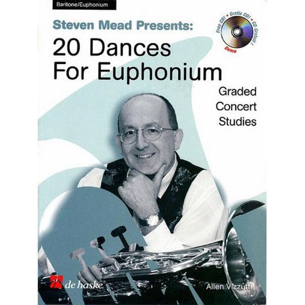 20 dances for Euphonium m/cd - Steven Mead TC