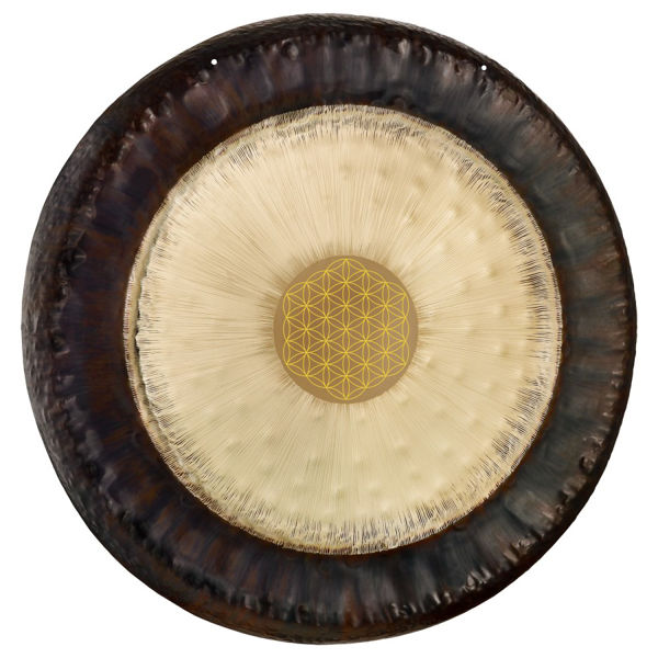 Gong Meinl G34-FOL, Flower Of Life Gong