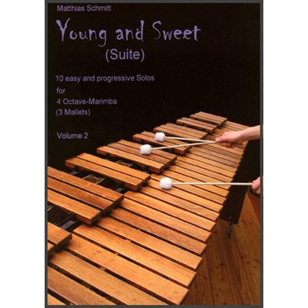 Young And Sweet Suite Volume 2 m/CD