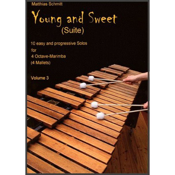 Young And Sweet Suite Volume 3 m/CD